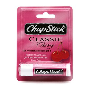 Buy Wholesale Chapstick Cherry Lip Balm