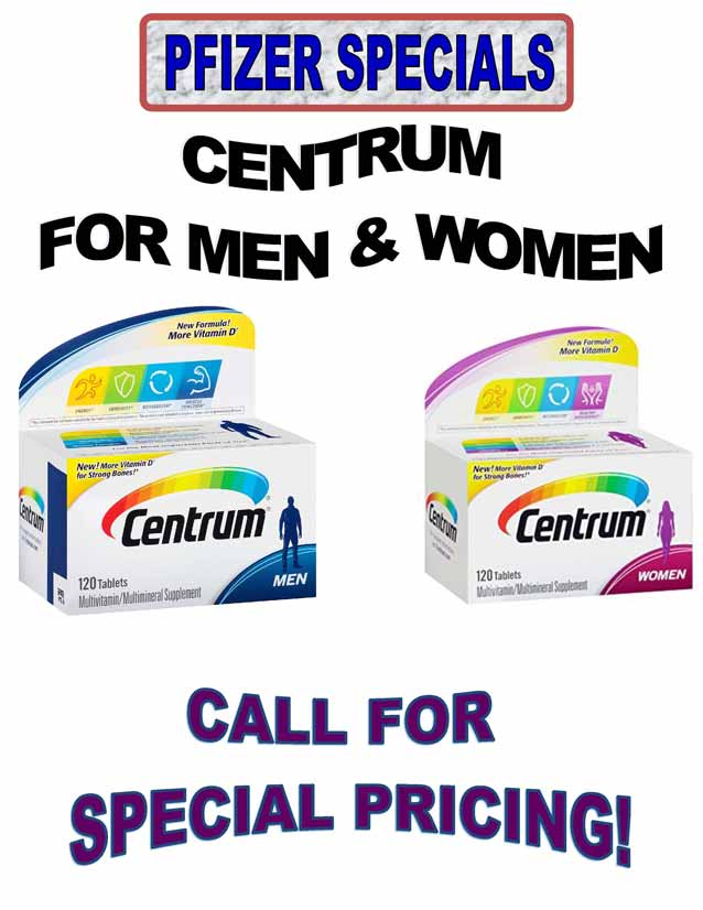 Centrum for Men and Women