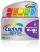 Wholesale Centrum Silver For Women 100 Count
