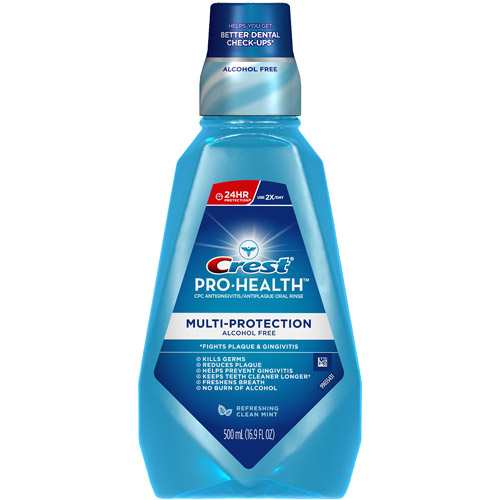 Wholesale Crest Pro Health Mouthwash 250Ml Clean Mint